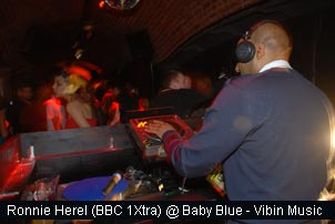 Ronnie Herel (BBC 1Xtra)