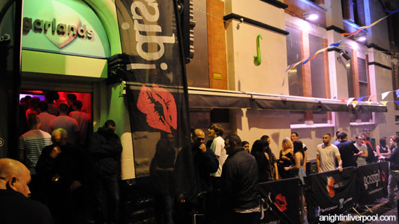 Gay clubs, liverpool