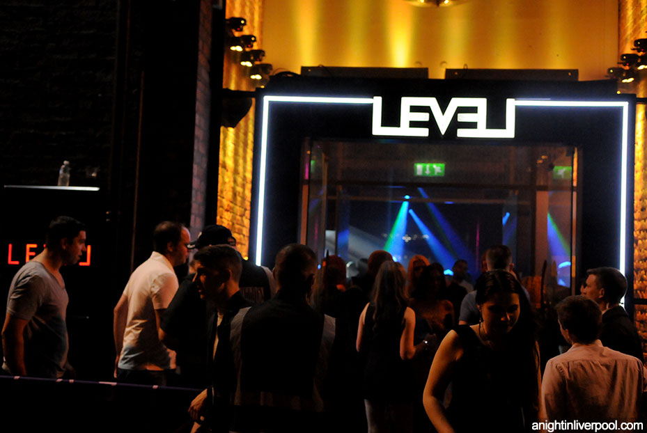 Level Nightclub: The biggest club in Liverpool