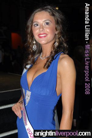 Miss Liverpool 2008