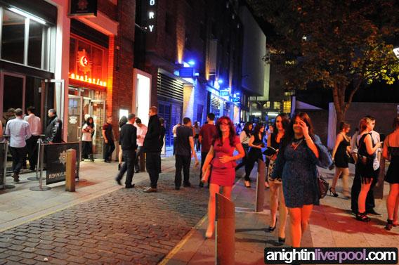 Lesbian bars liverpool