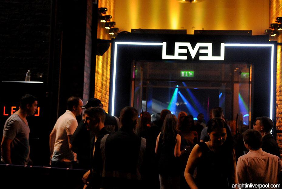 Level Nightclub: The biggest club in Liverpool